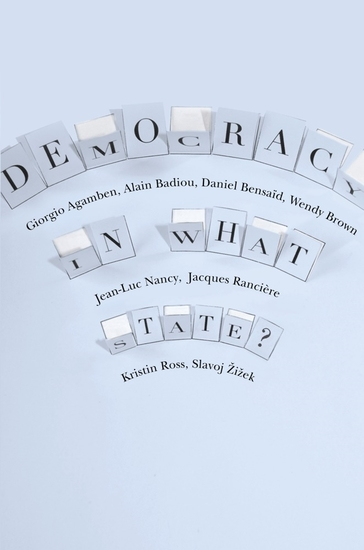 Democracy in What State? - cover
