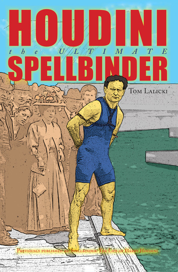 Houdini - The Ultimate Spellbinder - cover