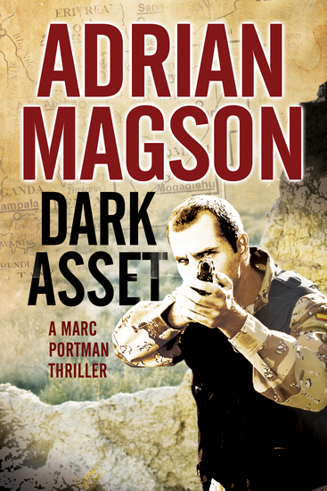 Dark Asset - A Marc Portman espionage thriller - cover