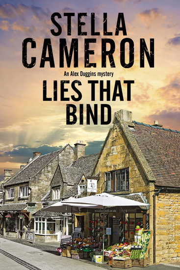 Lies That Bind - A Cotswold murder mystery - cover