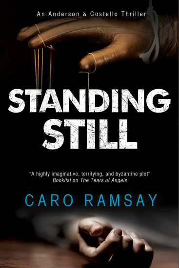Standing Still - A Scottish police procedural - cover