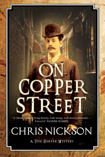On Copper Street - A Victorian police procedural - cover