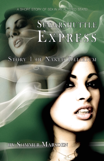 Sugarshuttle Express - A short story of sex in altered states - cover