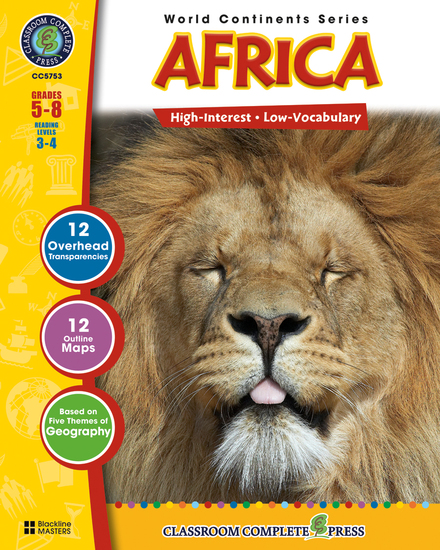 Africa - cover