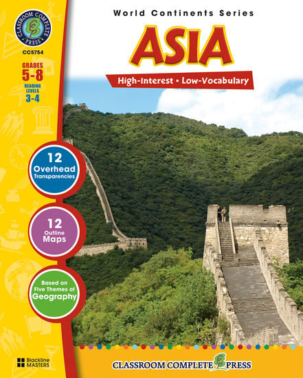 Asia - cover