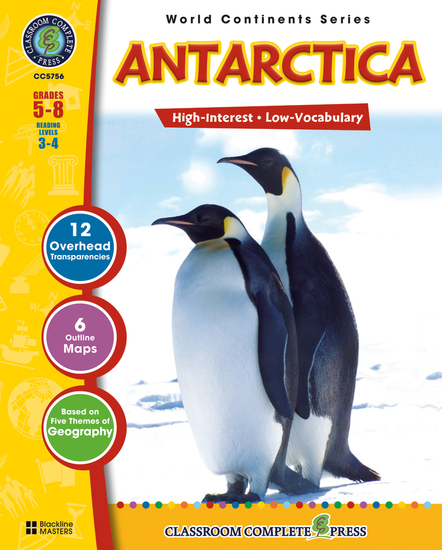 Antarctica - cover