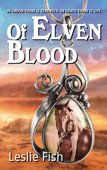 Of Elven Blood - cover