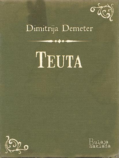 Teuta - cover