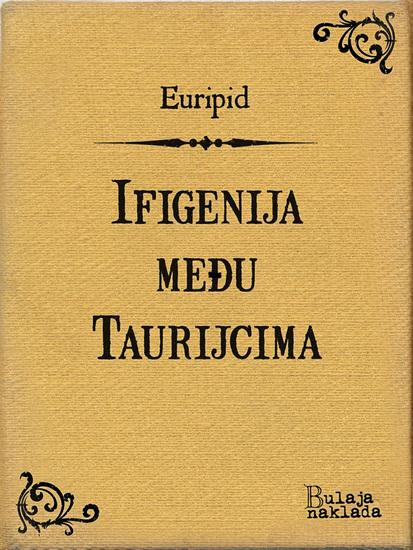 Ifigenija među Taurijcima - cover