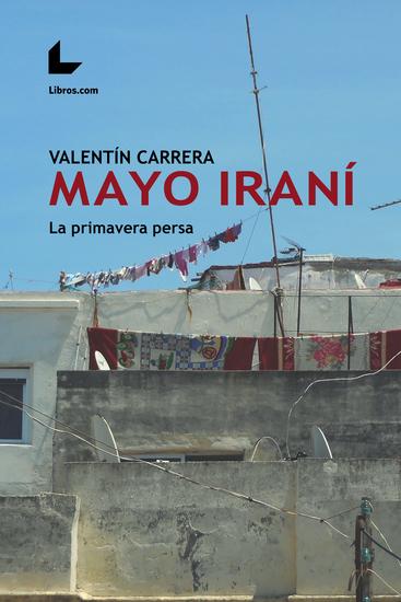 Mayo iraní - La primavera persa - cover