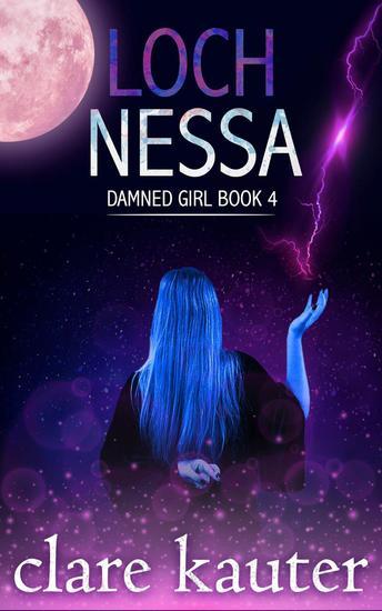 Loch Nessa - Damned Girl #4 - cover