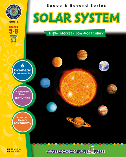 Solar System - cover