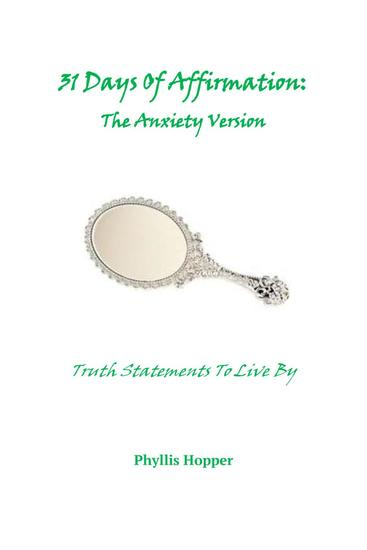 31 Days of Affirmation: The Anxiety Version - cover