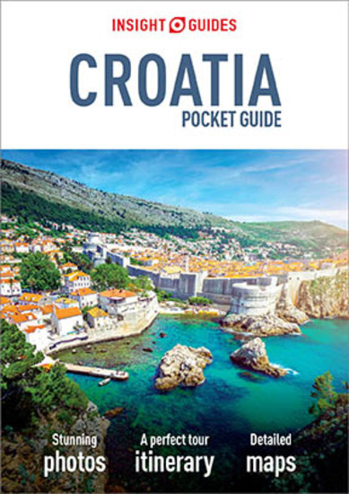 Insight Guides Pocket Croatia - cover