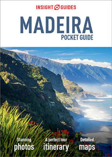 Insight Guides Pocket Madeira (Travel Guide eBook) - cover