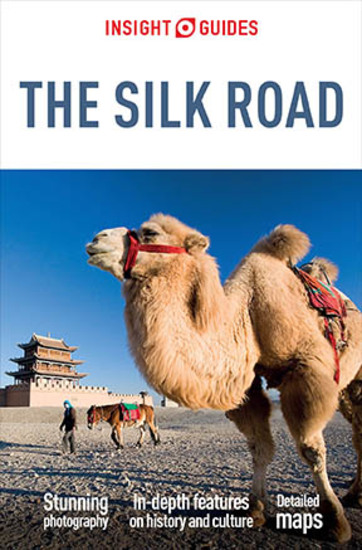 Insight Guides Silk Road (Travel Guide eBook) - cover