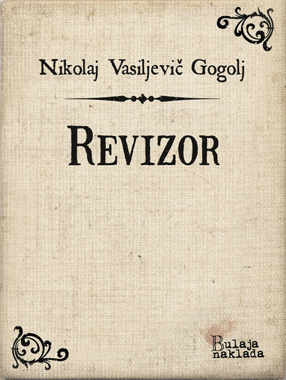 Revizor - cover