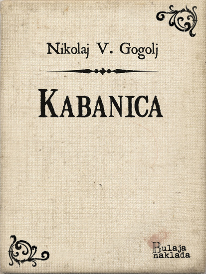 Kabanica - cover