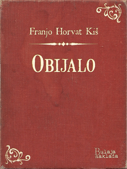Obijalo - cover