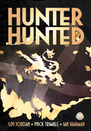 Hunter Hunted - cover