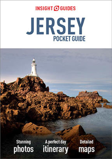 Insight Guides Pocket Jersey (Travel Guide eBook) - cover