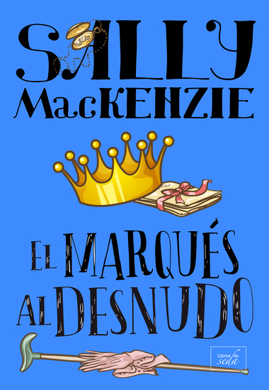El marqués al desnudo - cover