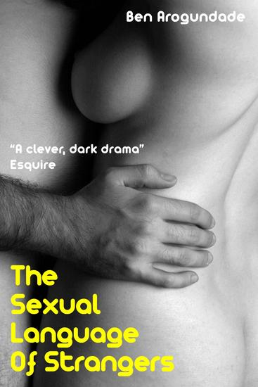 The Sexual Language Of Strangers - A Psychological Drama About Promiscuity Commitment-Phobia & The Fear Of Falling In Love - cover