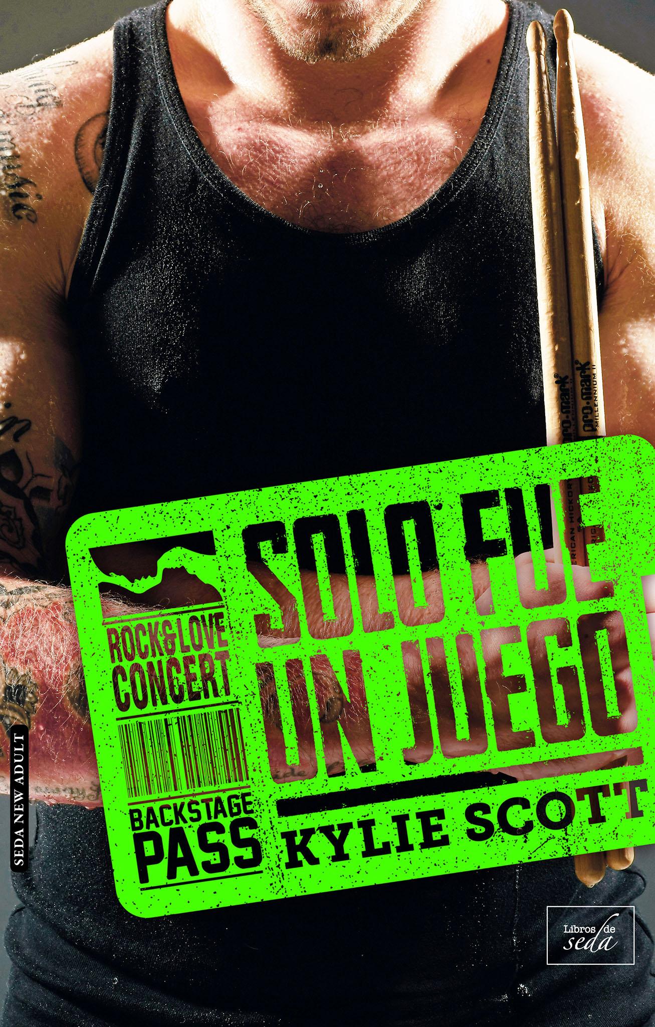 SOLO FUE UN JUEGO (Stage Dive-2) - cover