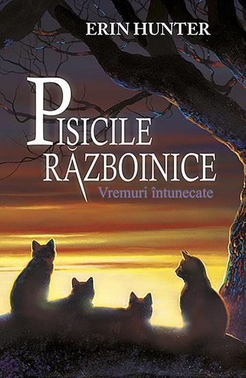 Pisicile războinice Cartea a VI-a - Vremuri întunecate - cover
