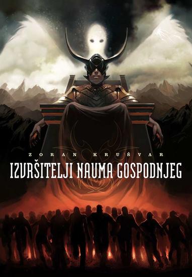 Izvršitelji nauma Gospodnjeg - cover