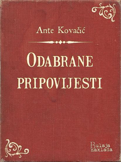 Odabrane pripovijesti - cover