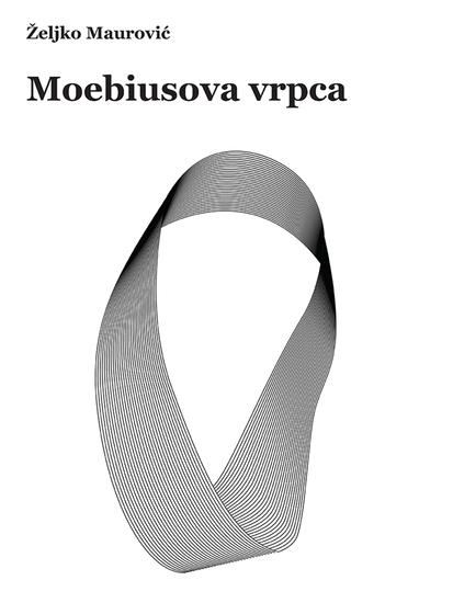 Moebiusova vrpca - zbirka priča - cover