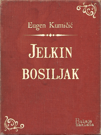 Jelkin bosiljak - cover