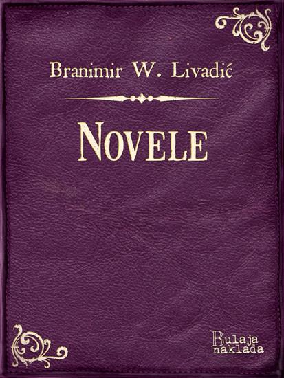 Novele - (1910) - cover
