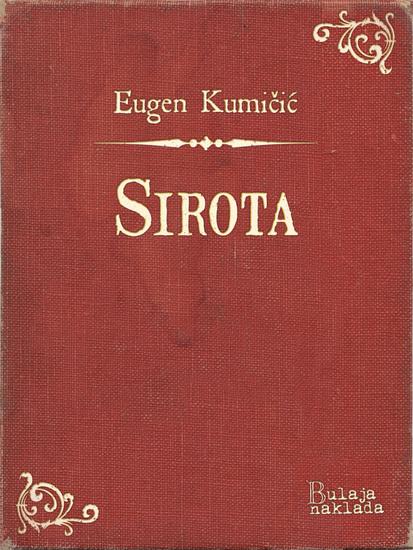 Sirota - Roman iz istarskog života - cover
