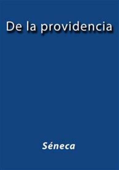 De la providencia - cover