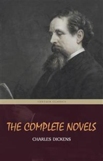 Charles Dickens: The Complete Novels - cover