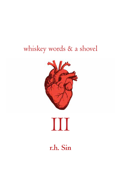 Whiskey Words & a Shovel III - cover