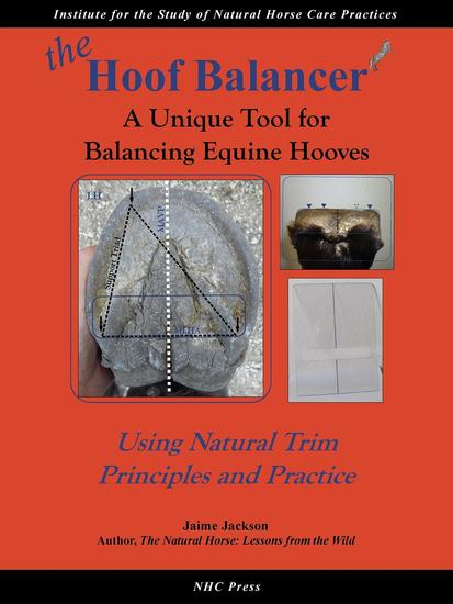 the Hoof Balancer - A Unique Tool for Balancing Equine Hooves - cover