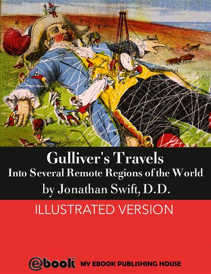 Gulliver's Travels - cover