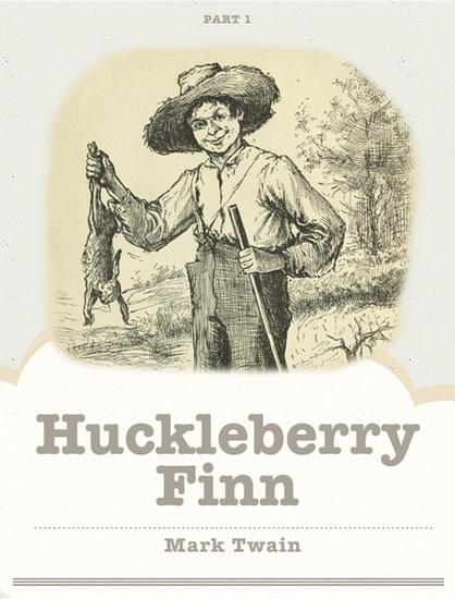 the land and the river contrasting places in mark twains huckleberry finn