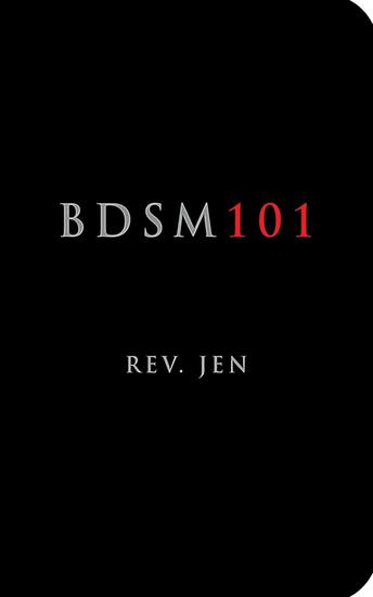 Bdsm 101 - cover