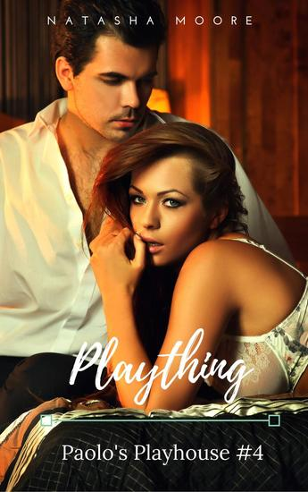 Plaything - Paolo's Playhouse #4 - cover