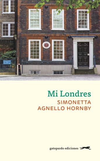Mi Londres - cover
