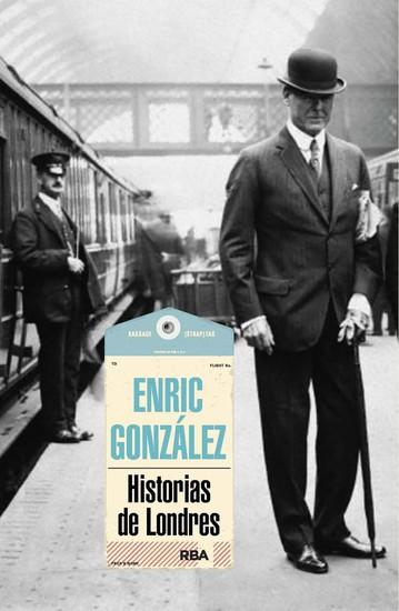Historias de Londres - cover