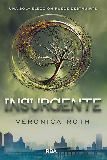 Insurgente - Una sola elección puede destruirte - cover