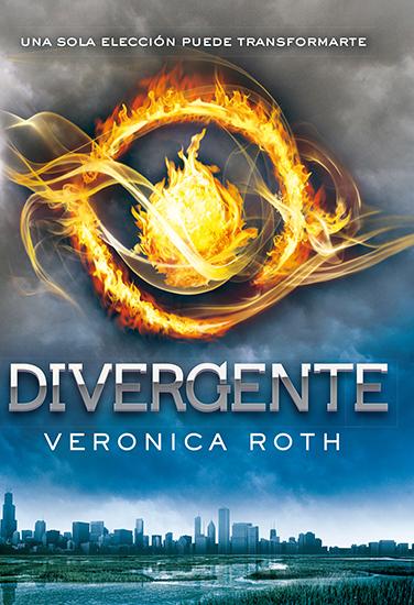 Divergente - Una sola elección puede transformarte - cover