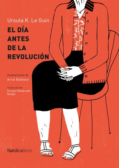 El día antes de la revolución - cover