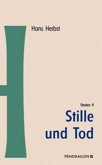 Stille und Tod - Stories 4 - cover