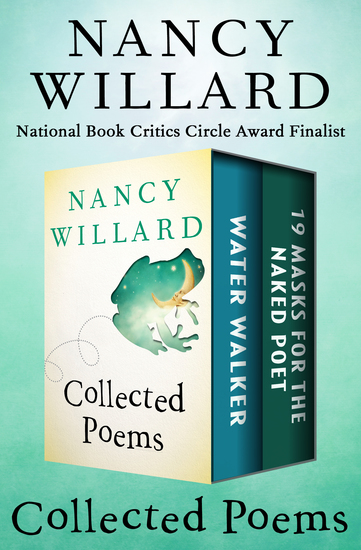 Collected Poems - Water Walker and 19 Masks for the Naked Poet - cover
